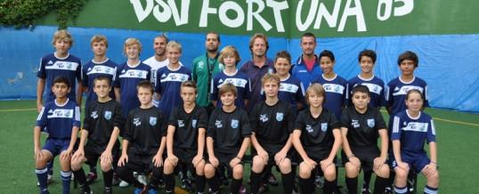 Neues Mannschaft Foto der U14