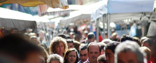 Flohmarkt in der Obkirchergasse