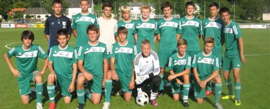 Fotostrecke U16 Fußballcamp Ollersdorf 2011