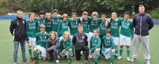 Neues Mannschaft Foto der U15