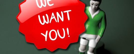 Spieler für U16 gesucht!