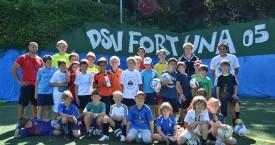 Sommer Fußballcamp