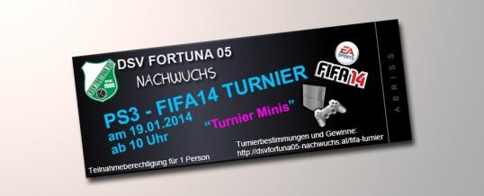 PS3 FIFA14 Turnier