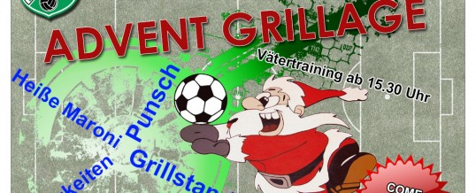 Advent Grillagé