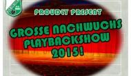 Nachwuchs Playbackshow