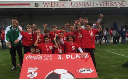 Landesfinale Wien Coca-Cola-Cup 2015 U12