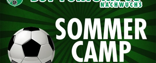Sommerferien Fußballcamp 2015